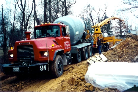 Rockville Fuel Amp Feed Co Inc Concrete Ready Mix